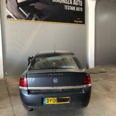 Armatura bara spate Opel Vectra C