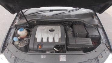 VW Passat 2.0 TDI 2007 (2)
