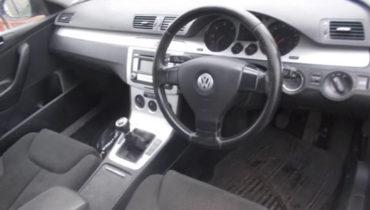VW Passat 2.0 TDI 2007 (3)