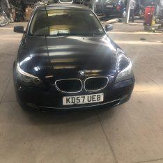 BMW E60 2.0 diesel