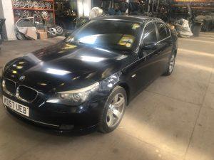 BMW seria 5 E60 2007 Limuzina 2.0 diesel (10)