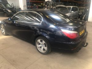 BMW seria 5 E60 2007 Limuzina 2.0 diesel (13)