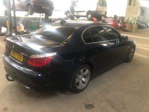 BMW seria 5 E60 2007 Limuzina 2.0 diesel (15)