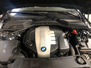 BMW seria 5 E60 2007 Limuzina 2.0 diesel (8)