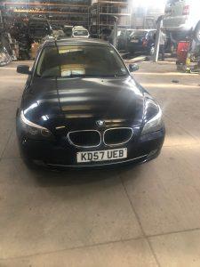 BMW seria 5 E60 2007 Limuzina 2.0 diesel (9)
