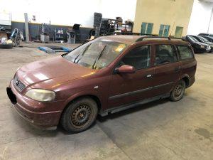 Opel Astra G 2001 Break 1.6 benzina (2)