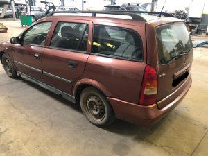 Opel Astra G 2001 Break 1.6 benzina (5)