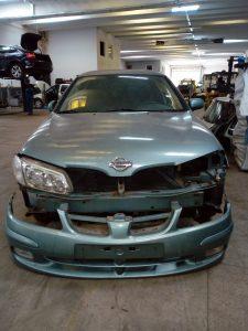 Nissan Almera coupe 2003 (2)