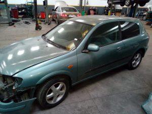 Nissan Almera coupe 2003 (5)