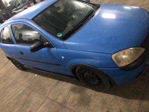 Opel Corsa C 2008 1.0 benzina albastru (1)