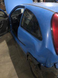 Opel Corsa C 2008 1.0 benzina albastru (3)