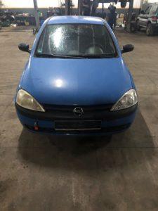 Opel Corsa C 2008 1.0 benzina albastru (6)
