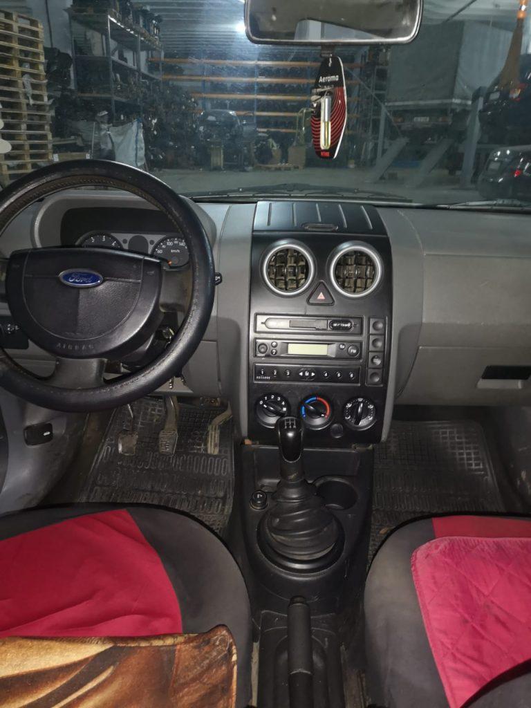 Ford Fusion 2002 Hatchback 1.4 tdci - F6JA (9)