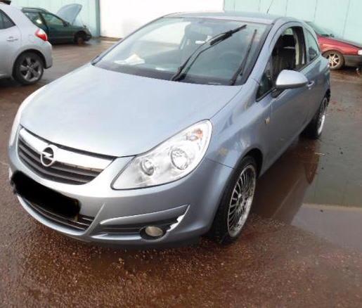 Opel Corsa D 2007 1.3 cdti - Z13DTH (1)