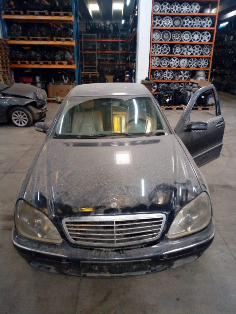 Mercedes S-class w220 Limuzina 2001 3.2 cdi 145 kw 197 cp (3)